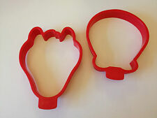 New Kraft Warners Bros. Taz & Tweety Angel Delight Red Moulds