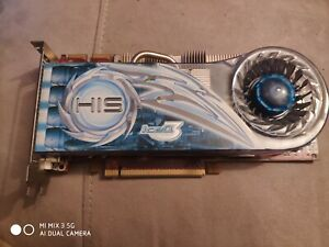 HIS Radeon X1950Pro PCIe 512MB DDR 3 graphics card 2x Dual link DVI