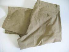 Dockers Mens D2 Straight Fit Washed Khaki Stretch Pants Beige Sz 38x32 - NWT