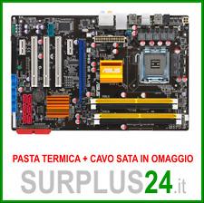ASUS P5Q SE PLUS Socket LGA 775 // supporta Core™2 Quad // Scheda Madre #593
