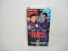 Rush Hour Vhs Video Tape Movie
