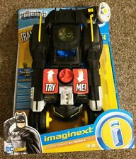 New Fisher-Price Imaginext DC Super Friends Transforming Batmobile RC Vehicle