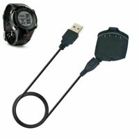 For Garmin Approach S2/4 GPS Golf Watch USB Charging Cradle Charger Cable Cord