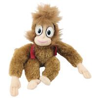 "Disney Aladdin Abu Monkey 10"" Plush 1990's Stuffed Animal Toy Mattel Arcotoys"