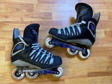 Mission D3 Dna Inline Roller Hockey Skates Size 10 Ee (10 Us men Shoe)