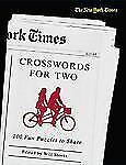 The New York Times Crosswords for Two: 200 Fun Puzzles to Share (Paperback or So