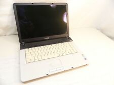 Sony Vaio PCG-7D2L VGN-FS760/W Parts Laptop 1.86 Ghz 2Gb No HD Posted To Bios