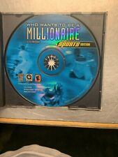 Who Wants to Be a Millionaire CD-ROM: Sports Edition (Windows/Mac) disk only