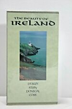 The Beauty of Ireland Box Set DUBLIN KERRY DONEGAL CORK VHS (New- Sealed)