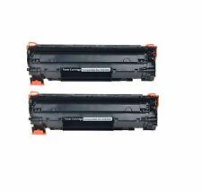 2 TONER CF279A 79A Laser Toner Cartridge HP Laser LaserJet Pro MFP M26nw M12w