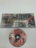 Sony PlayStation 1 PS1 CIB Complete Tested ARMORINES Project S.W.A.R.M. swarm
