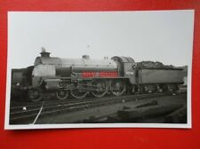 PHOTO  SR EX LSWR CLASS N15 LOCO NO 30741 JOYOUS GARD 15/10/49