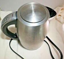 Cuisinart CPK-17 PerfecTemp 1.7-Liter Stainless Steel Electric Kettle + Base