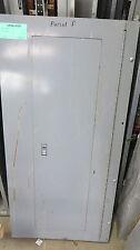 Square D Nqod,100 Amp Main Circuit Breaker,120/208 Volt 42 Ckt Panelboard- E545