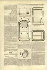 1888 Les canons de HMS Benbow Davey moteur schallehn Fire Pont