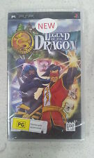 Legend of the Dragon Sony PlayStation Portable PSP Game Brand New and Sealed