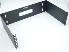"4U Hinged wall bracket rack 19"" rack"