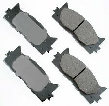 For Lexus ES300h Toyota Avalon Camry Front Ceramic Brake Pad Set Akebono ProACT
