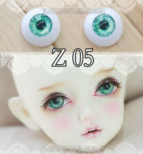Light Green Eyes 1 pair 12mm,14mm,16mm,18mm For BJD Doll SD Luts DOD AS GC49