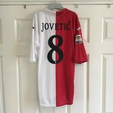 Fiorentina Match Issue Football Chemise Jovetic #8 adultes XL