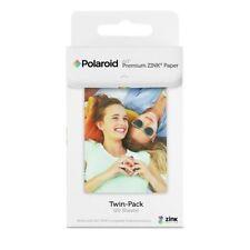 "POLAROID pellicole premium zink paper 2x3"" per Z2300 e SNAP pack 20 foto 2x3"
