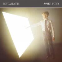 John Foxx : Metamatic CD Deluxe  Box Set (2018) ***NEW*** FREE Shipping, Save £s