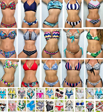 Bikini Swimsuit New Women Two Piece Bathing Set Padded Swimwear High Quality