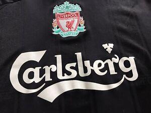 Adidas 2007/08 Liverpool FC Third L/S Jersey Shirt Camiseta Soccer