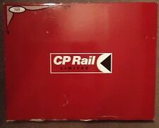 Lionel 6-11710 CP Rail Freight set set 1989 red box