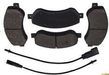 FOR FORD TRANSIT MK7 FRONT BRAKE PADS 2.4  RWD 2.2 RWD WITH SENSORS