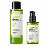 SOME BY MI Super Matcha Pore Tightening Toner Serum Set K-Beauty