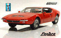 De Tomaso Pantera GTS Red Sports Car 1972 Year 1/43 Scale RARE Collectible Model