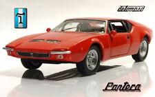 De Tomaso Pantera Gts Red Sports Car 1972 Year 1/43 Scale Rare Collectible Model