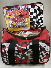 Super Bike & Car Checkered Flag carry case