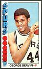 1976-77 Topps Basketball George Gervin #68 - San Antonio Spurs - Mint