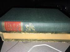 Don Quixote De La Mancha Cervantes Random House with Slipcase 1941 Hardcover