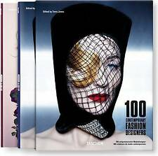 100 Contemporary fashion designers by Terry Jones (Paperback, 2013)