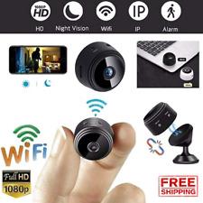 1080P Wireless WiFi CCTV Indoor/Outdoor HD MINI IP Camera CAM Home Security New