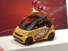 Busch Smart Fortwo convertible navidad 2017 - 99093 - 1:87