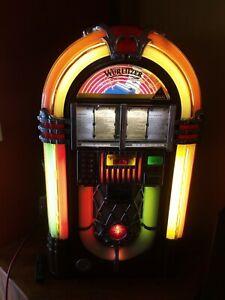 wurlitzer princess video jukebox