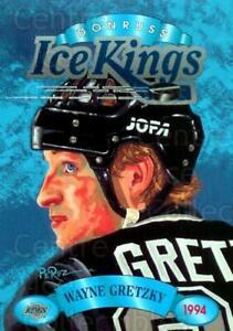 1993-94 Donruss Ice Kings #4 Wayne Gretzky