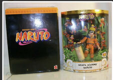 Ninja Academy Naruto Figure Comic Con Exclusive 2006 Mattel SEALED IN BOX Rare