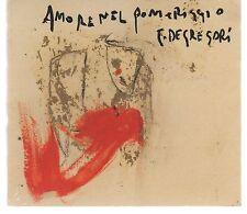 FRANCESCO DE GREGORI AMORE NEL POMERIGGIO CD DIGIPACK F.C. ITALY SIGILLATO!!!