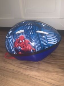 Childrens Spiderman Helmet