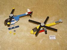LEGO Sets: Creator: Basic Model: 5864-1 Mini Helicopter & 7799-1 Cargo Chopper