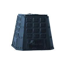 Composteur de jardin déchets  420L Evogreen noir Prosperplast IKEV420C