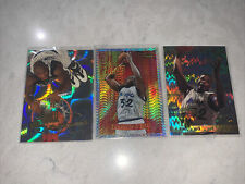95-96 Shaquille O'neal Power Boosters #279 #13 And En Fuego Card! NM!