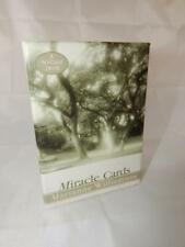 MIRACLE CARDS Marianne Williamson 44 Cards, Missing 6, Box Set Everyday Miracles