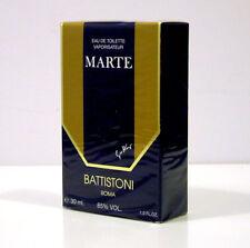 BATTISTONI MARTE PROFUMO UOMO EAU DE TOILETTE EDT 30 ML