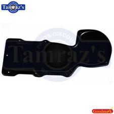 for GM NO A/C Firewall Heater Case Blower Motor Fan Housing Box DELETE PLATE